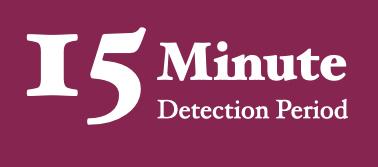 15 Minute Detection Window